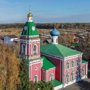 Богородицерождественский храм в Никольском-Трубецком