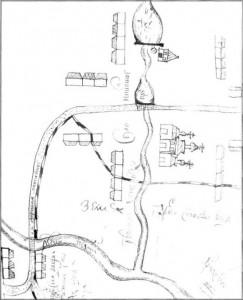 Карта с.Никольское